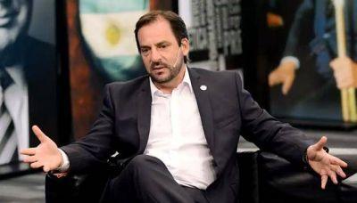 """Sujarchuk: """"Queremos que Escobar sea el nuevo Sillicon Valley"""""""