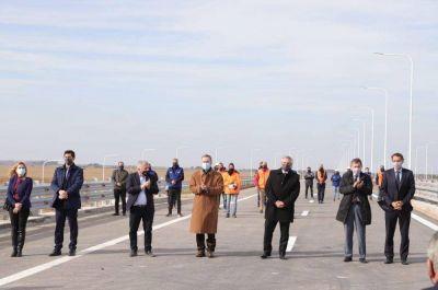 El Gobierno nacional inaugura 92,1 km en la Autopista Ruta Nacional 19