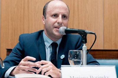Revelan más reuniones secretas entre los jueces Borinsky y Hornos con Mauricio Macri