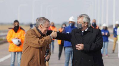 Alberto y Schiaretti acordaron un campaña sin golpes abajo del cinturón