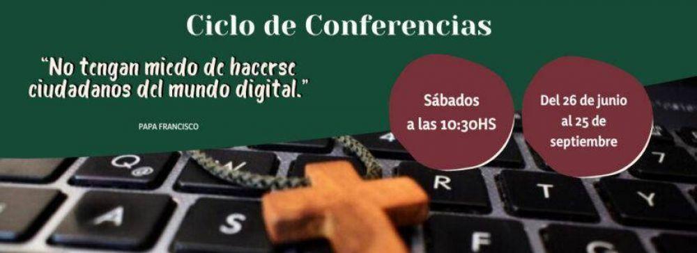 Argentina: conferencias sobre la fe y los medios de comunicación social
