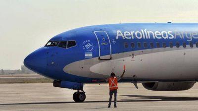 Aeronavegantes y Aerolíneas Argentinas acordaron aumento de la paritaria 2020-2021