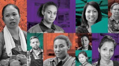Campaña de sindicatos de todo el mundo para erradicar la violencia y el acoso laboral