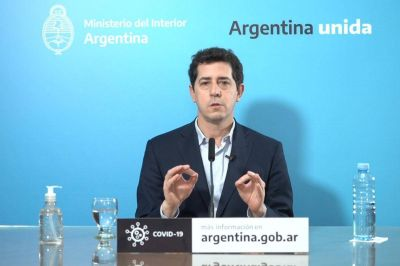 """Wado de Pedro le respondió a Macri: """"El sistema electoral argentino es sólido, transparente y confiable"""""""