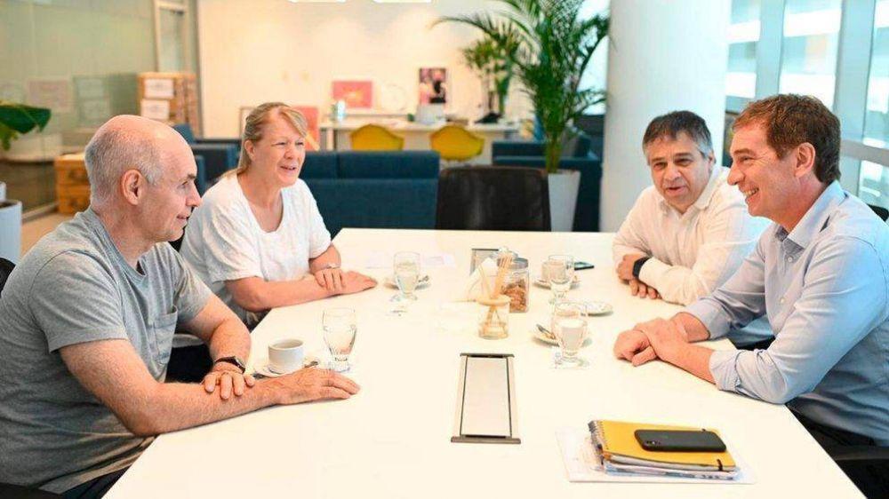 Rodríguez Larreta acepta la candidatura de Manes y busca usarla como punto de partida para ampliar Juntos por el Cambio