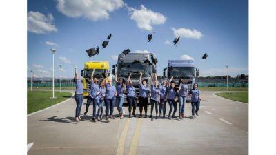 Programa Conductoras: la historia de las camioneras que cambiaron sus vidas y rompen estereotipos al volante