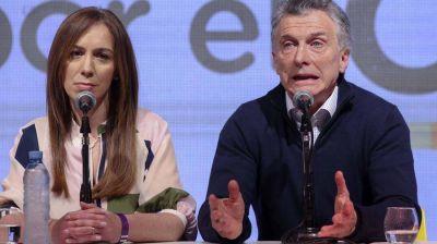 Tensiones en el PRO: Macri recibió a Vidal antes de viajar a Europa