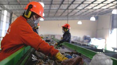 Cumplió ocho años la planta de tratamiento de residuos