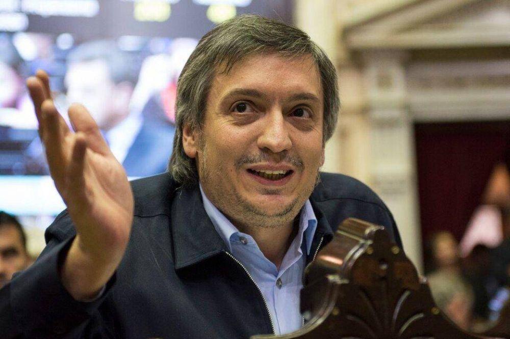 El rol de Máximo Kirchner y su coronación en el PJ bonaerense