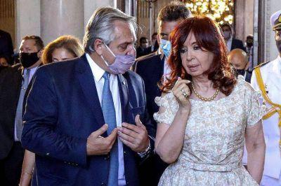 Justicia, tarifas, paritarias y salud: Alberto Fernández se repliega detrás del discurso de Cristina Kirchner