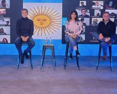 Gustavo Pulti junto a Florencio Randazzo en búsqueda de una nueva alternativa