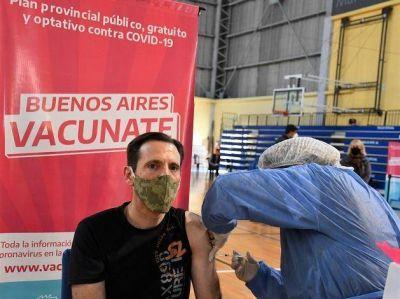 Mar Chiquita: el 70% de los inscriptos ya recibió la primera dosis