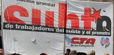 """Metrodelegados declaró """"una situación de extremo conflicto"""" en Metrovías por la """"destrucción de puestos de trabajo"""""""