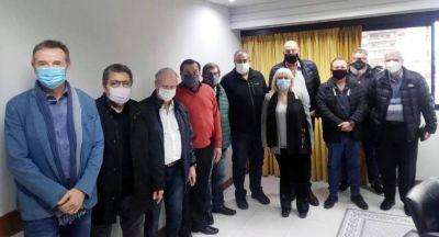 El Consejo Directivo de la CGT se reunió con sus pares de la CATE con el fin de enmarcar la unidad de cara a renovación de autoridades en la Central
