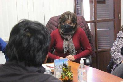 GIRSU: Reunión con Comisionados de los Valles de altura