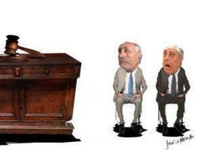 Juicio y castigo (político) para intendentes K del sur