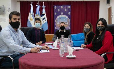 Concejales de Río Gallegos amplían el proyecto del plan municipal de gestión integral de residuos sólidos urbanos