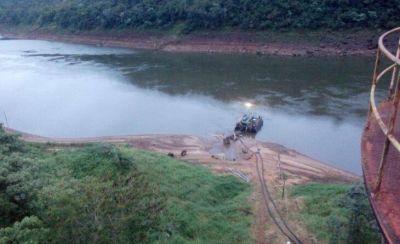 Crisis hídrica en algunos municipios de Misiones: afirman que la situación más complicada será a fines de julio