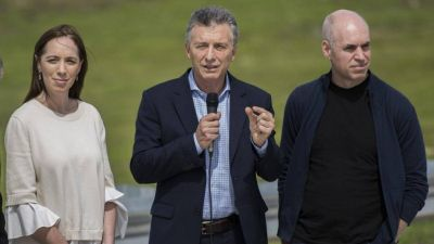 Macri reconoció diferencias en JxC: