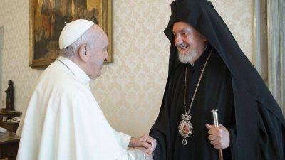 El Santo Padre a los ortodoxos: superemos rivalidades dañinas