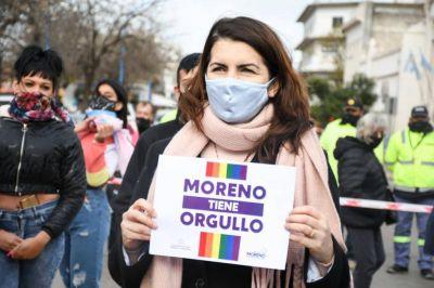 """«La comunidad LGTBIQ+ está integrada por personas, son seres humanos y tienen derechos a las mismas cosas que tenemos todos y todas"""""""