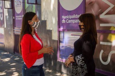 """Elisa Abella lanzó el programa virtual y gratuito """"Codo a Codo 4.0"""""""