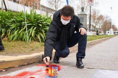 """Mantegazza pidió seguir trabajando """"en la construcción de una Argentina más inclusiva"""""""