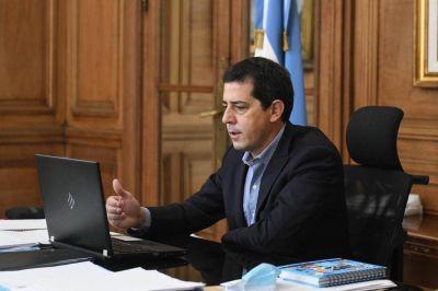 Lucha contra la pandemia: el Gobierno nacional gira a Córdoba 703 millones