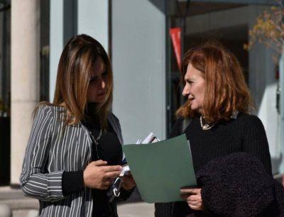 Candidatas a defensoras del Pueblo reclamaron al municipio información sobre la vacunación contra el Covid-19 en Villa Carlos Paz