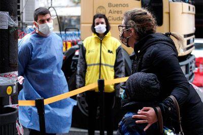 Coronavirus en Argentina: se registraron 24.065 nuevos casos y 526 muertes en las últimas 24 horas