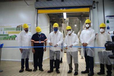 PepsiCo invierte más de US$ 30 millones con la expansión de Planta Caribe en RD