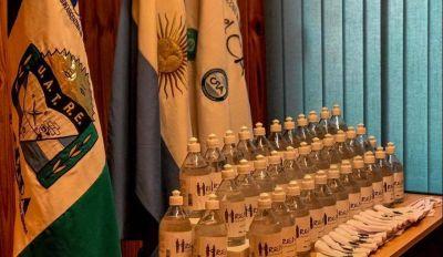 RENATRE entrega kits de bio seguridad a sus afiliados