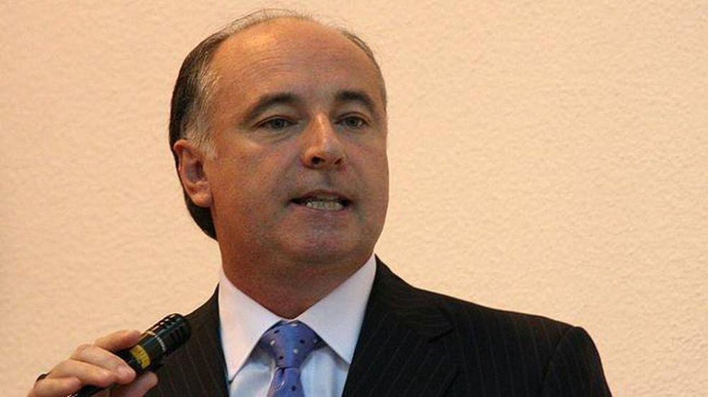 El ministro Eduardo Acastello, con coronavirus