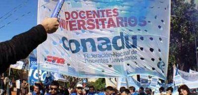 """Conadu pidió la reapertura de paritarias para """"el adelantamiento de la revisión salarial"""""""
