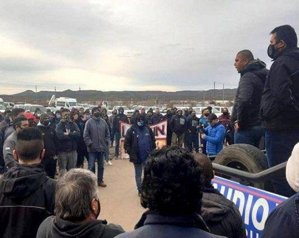 Petroleros paralizan yacimiento de Sinopec que fue comprado por CGG