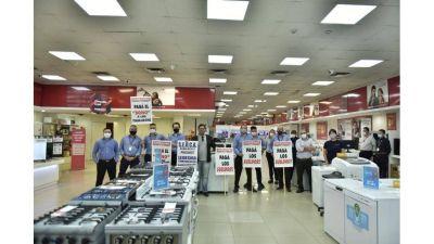 Garbarino en crisis: tiene 3.800 empleados y no puede afrontar las deudas ni pagar sueldos