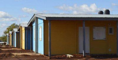 Itaembé Guazú: se sortea la preadjudicación de 173 viviendas sustentables