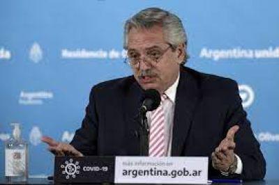 Alberto Fernández ultima un decreto para poder comprar vacunas de Pfizer