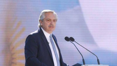 Alberto Fernández propuso debatir la participación de los trabajadores en las utilidades empresariales