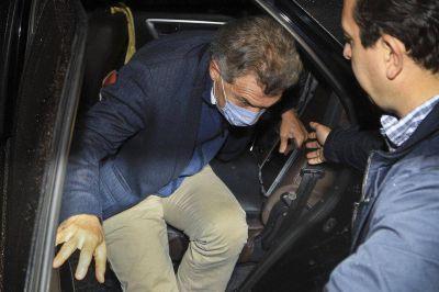 La campaña sucia de Mauricio Macri