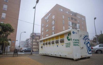 El Ayuntamiento de Huelva mantendrá el punto limpio móvil en verano