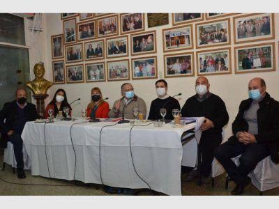 La Convención del bloquismo le dio carta blanca a Rueda para elegir alianza y lista