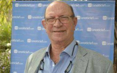 Intendente de Ameghino dio positivo de Covid: Con dos dosis de la vacuna, tiene sintomatología leve