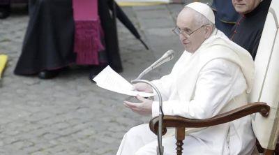 Vaticano informa sobre suspensión de audiencias generales del Papa Francisco