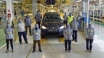 Trabajo: Renault incorpora 500 nuevos operarios a una de sus plantas