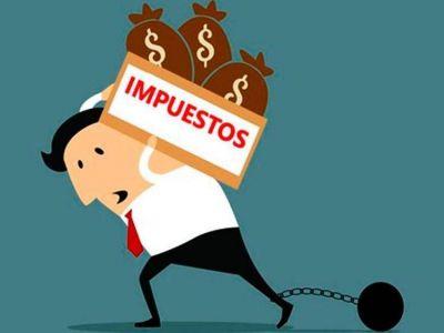 La Argentina tiene la mayor carga impositiva del mundo sobre la economía formal