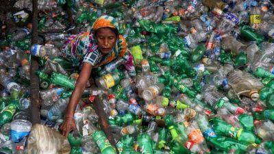 La creciente y preocupante contaminación por plásticos