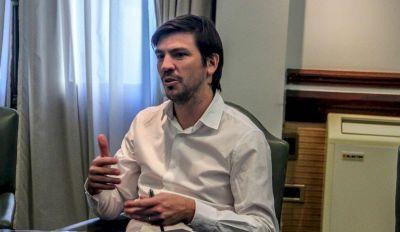 """Federico Thea: """"Conte Grand debería renunciar, su continuidad es irrespetuosa de la voluntad popular"""""""