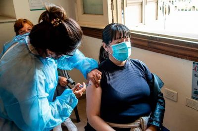 Coronavirus: Córdoba se aproxima a los dos millones de vacunas aplicadas