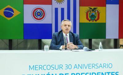 Alberto cede el mando a Bolsonaro y aguarda ofensiva liberal para transformar el Mercosur